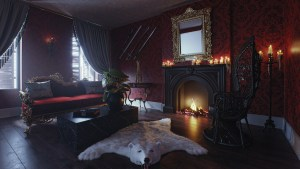 Have the ultimate Halloween stay at The Addams Family Mansion