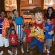 Make-A-Wish kid has dream dance party with Woody at Walt Disney World