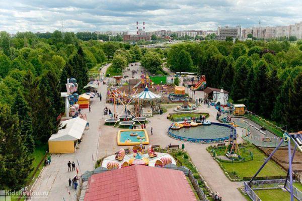 Парки аттракционов в СПб: фото, описания, контакты ...