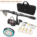 portable fishing rod