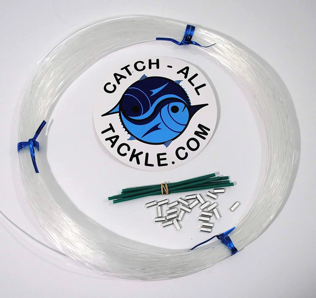Monofilament Fishing Leader Kit