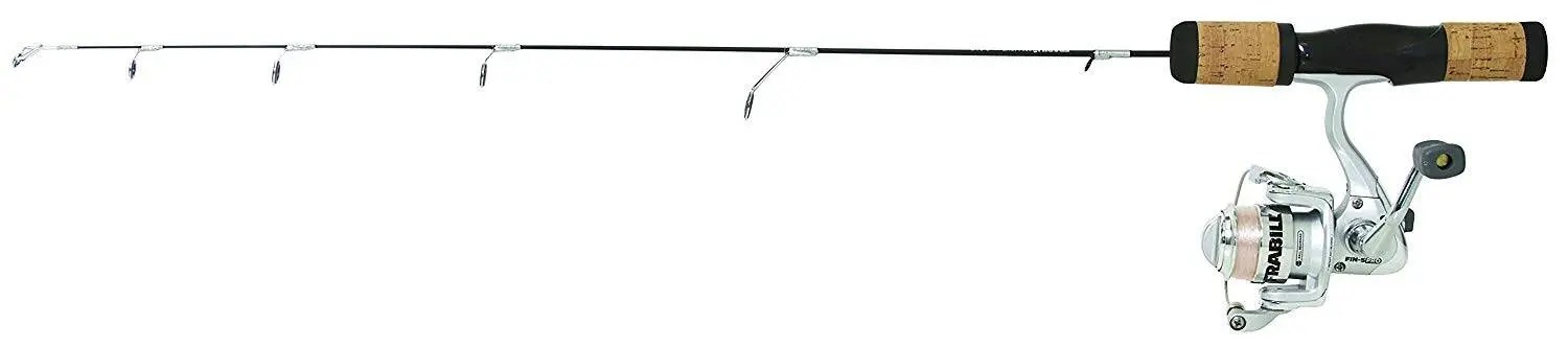 Frabill Fin-S Pro Reel and Rod Combo