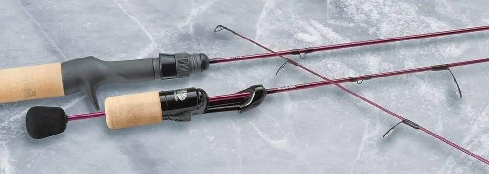 St. Croix Mojo Ice Fishing Rod