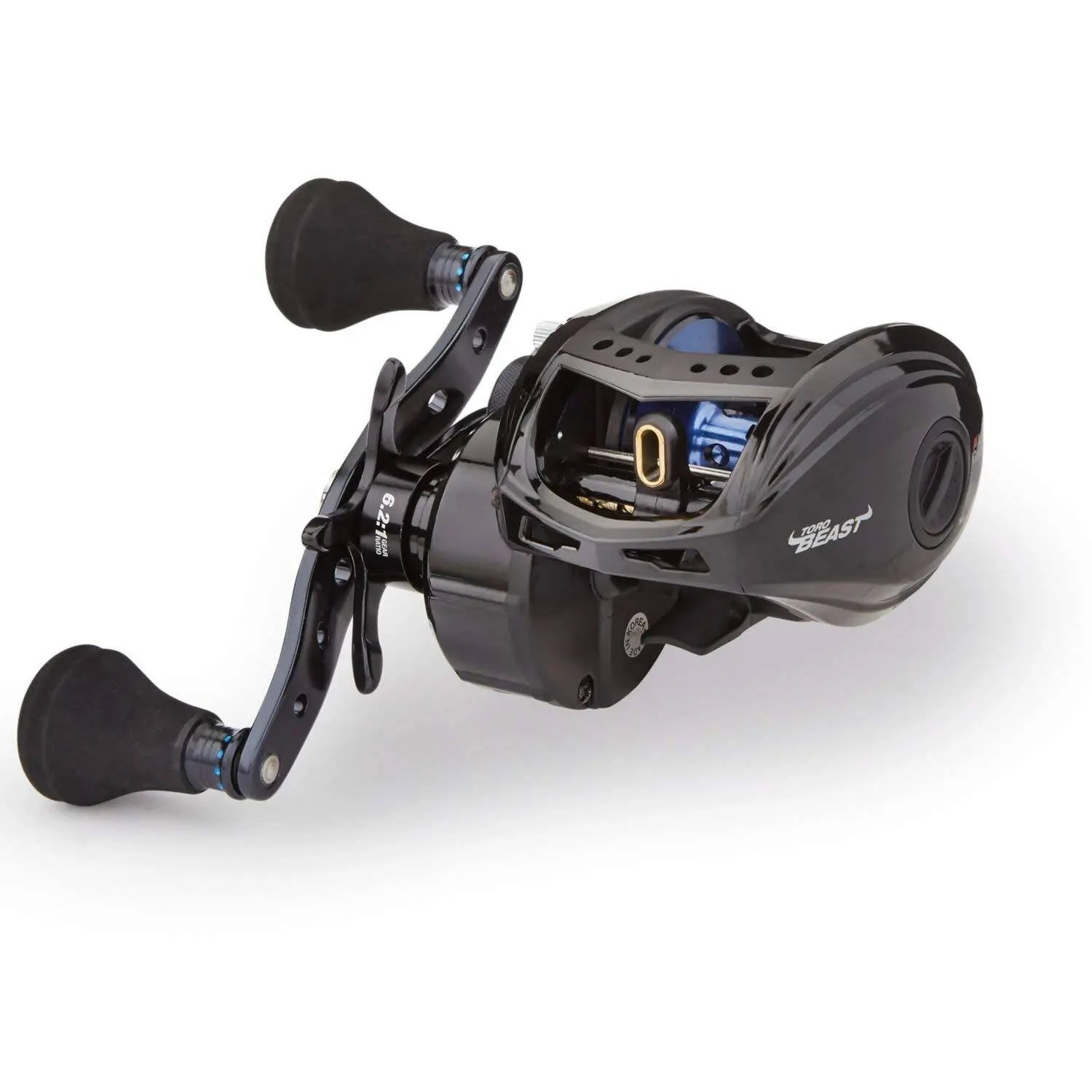 Abu Garcia Revo Toro Beast Low-Profile Baitcast Fishing Reel