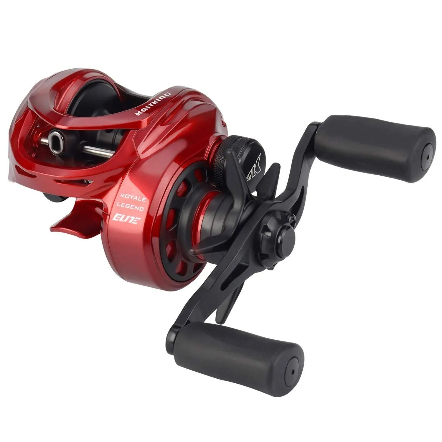 KastKing Royale Legend Elite Baitcasting Reel, Palm Perfect Compact Design
