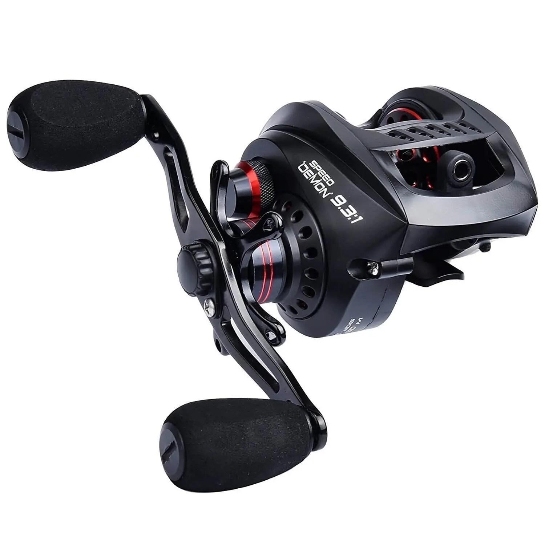 KastKing Speed Demon 9 3 1 Baitcasting Fishing Reel