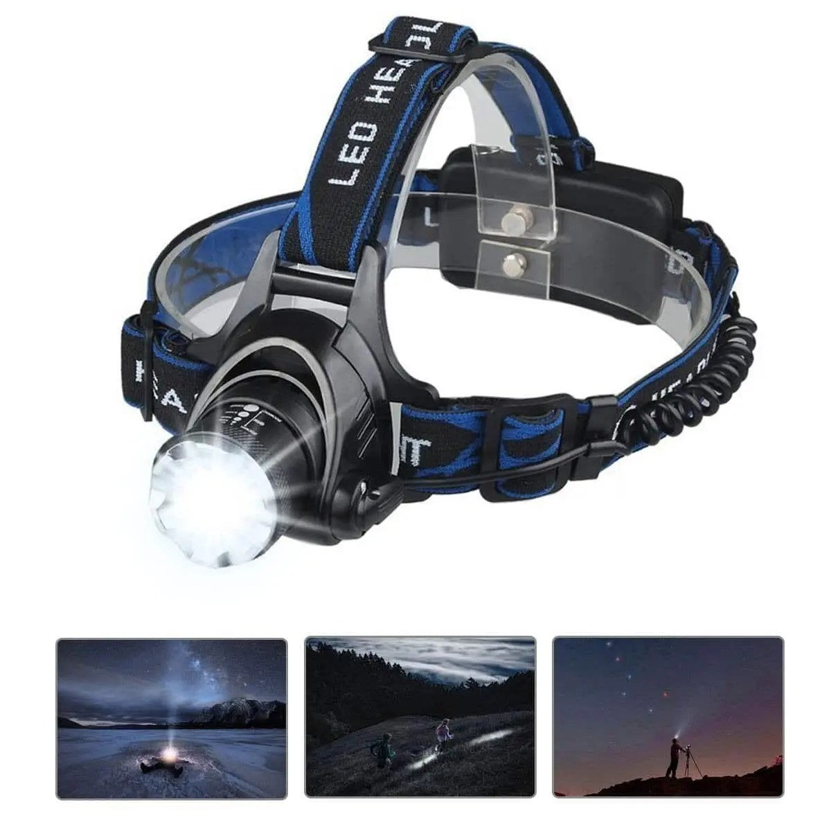 Mifine Led Headlamp