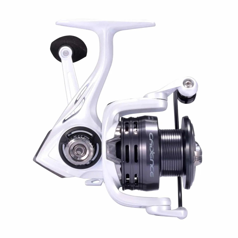CS4 Spinning Reels, Ultralight Carbon Composite Frame Fishing Reel