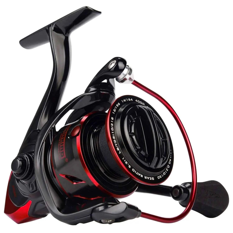 KastKing Sharky III Fishing Reel - New Spinning Reel