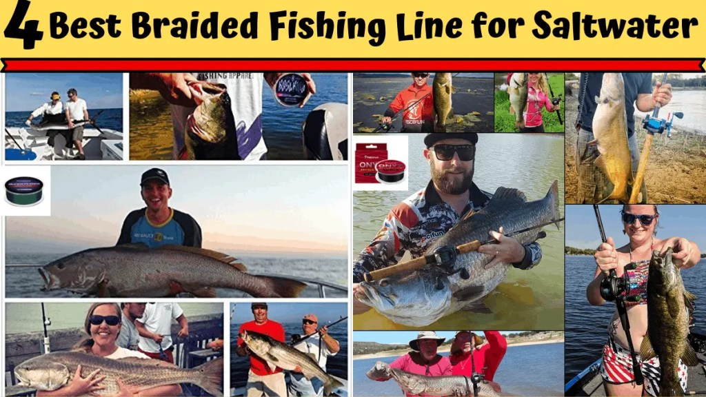 Best Braided Fishing Line for Saltwater