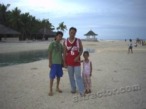 White Sand Kota Beach Resort