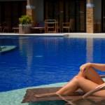 Swimming Pool Boracay Island