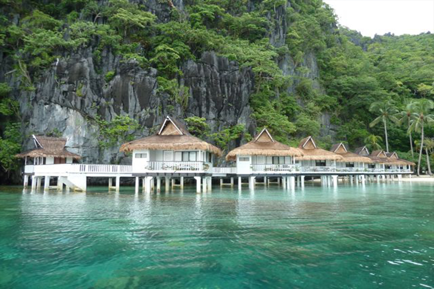 miniloc island resort el nido palawan attracttour. Black Bedroom Furniture Sets. Home Design Ideas