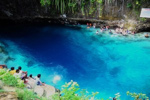 Enchanted River
