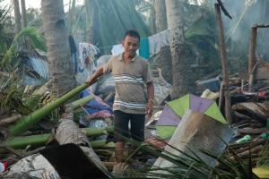 House Damage from Typhoon Yolanda 18