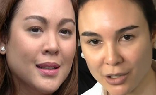 """Claudine Barretto Addresses The Accusation On Her Being: Gretchen Barretto Said To Sister Claudine """"Laos Ka At"""