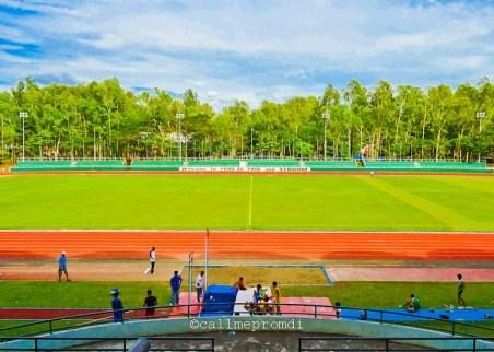 Panaad Park and Stadium