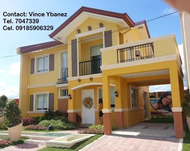 Contact Vince Ybanez 09185906329 / (034) 747339