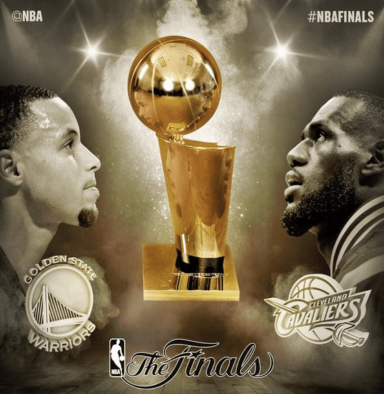NBA Finals 2015 Complete Schedules Cleveland Cavaliers vs. Golden State Warriors | Attracttour