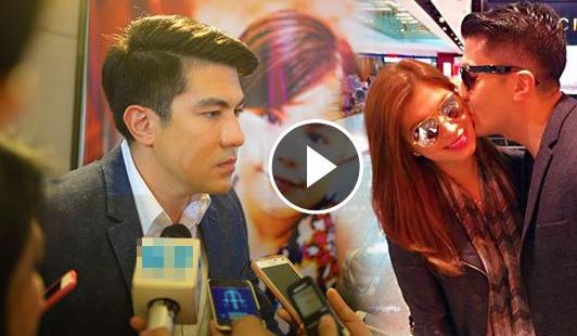 Kapamilya Hosts Luis Manzano Avoids Issue About Ex Girlfriend Angel