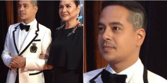 Photos John Lloyd Cruz New Look And Meaningful Haircut