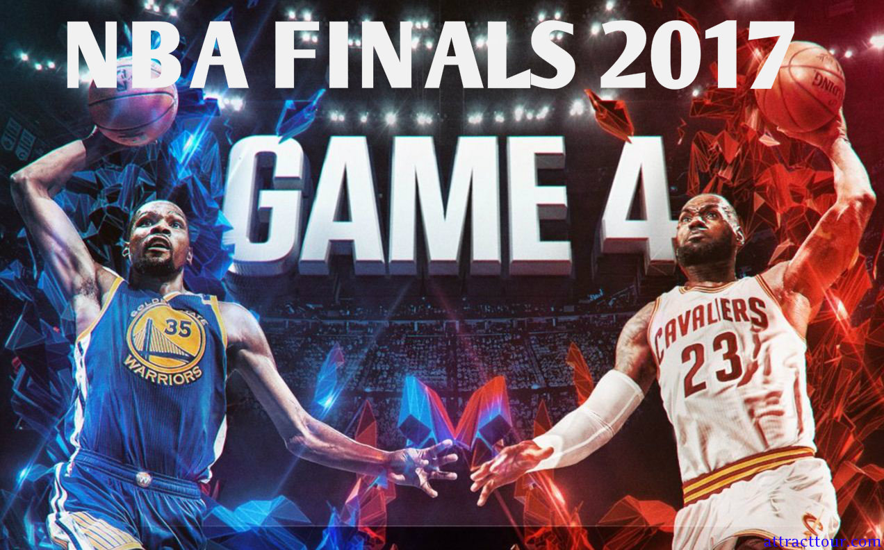 LIVE-STREAMING Game 4 NBA Finals 2017 Cleveland Cavaliers (CAVs) vs. Golden State Warriors (GSW ...