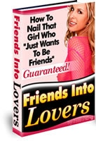 Friends into Lover ebook
