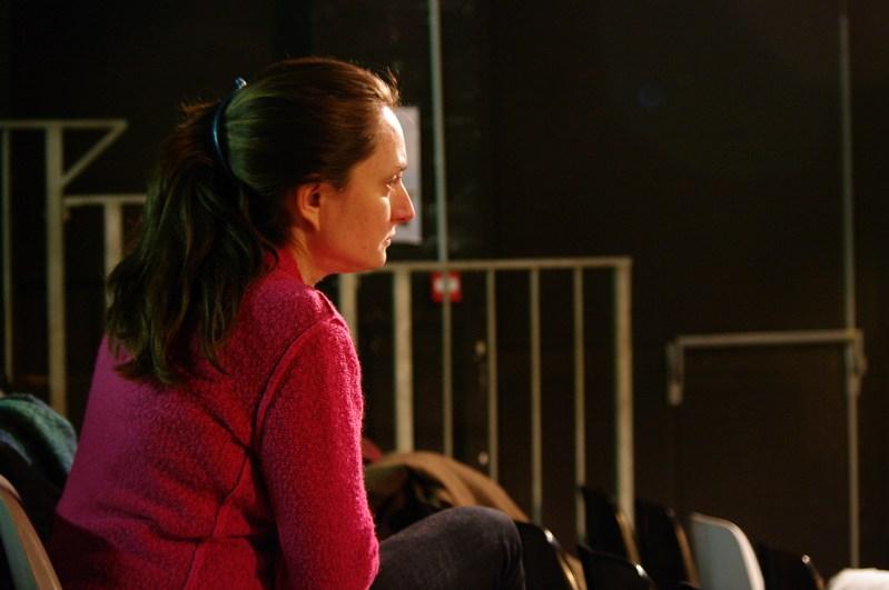 Claire Mataut, metteuse en scène