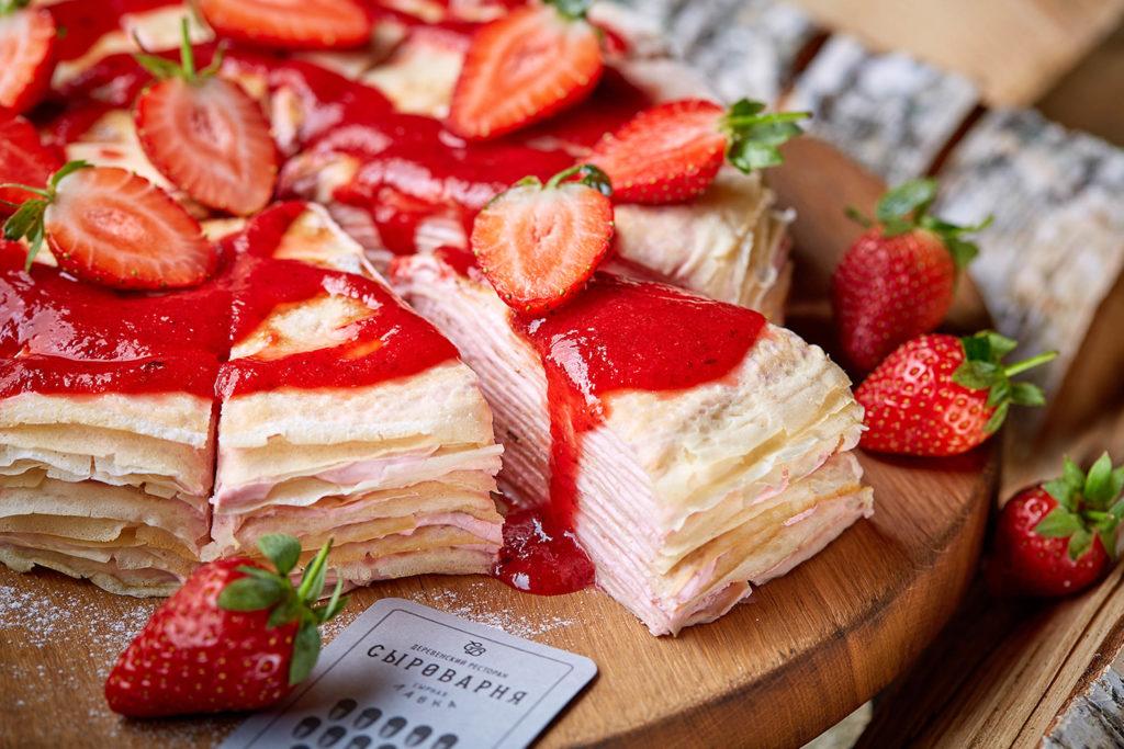 сегодня действующие блинный торт лучший рецепт с фото подписаться канал