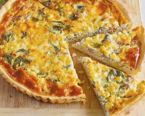 Пирог с рыбой — простые и быстрые рецепты