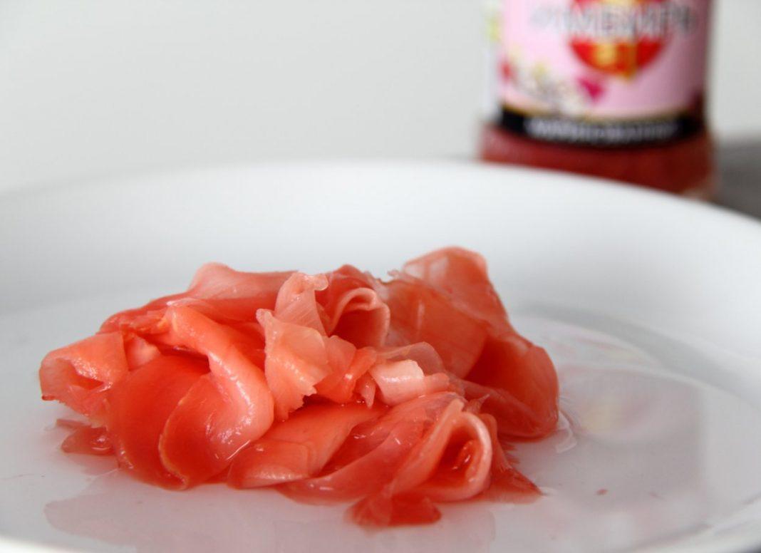 Чем полезен имбирь маринованный розовый для мужчин. Польза и противопоказания маринованного имбиря