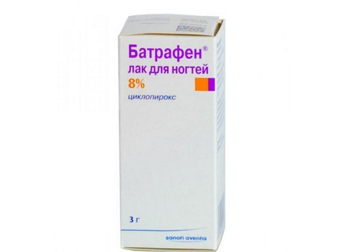 MKB pėdų onichomikozė
