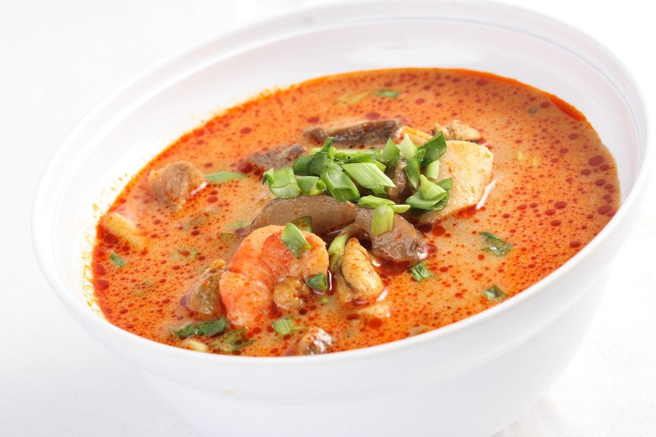 суп том ям рецепт с картинками может