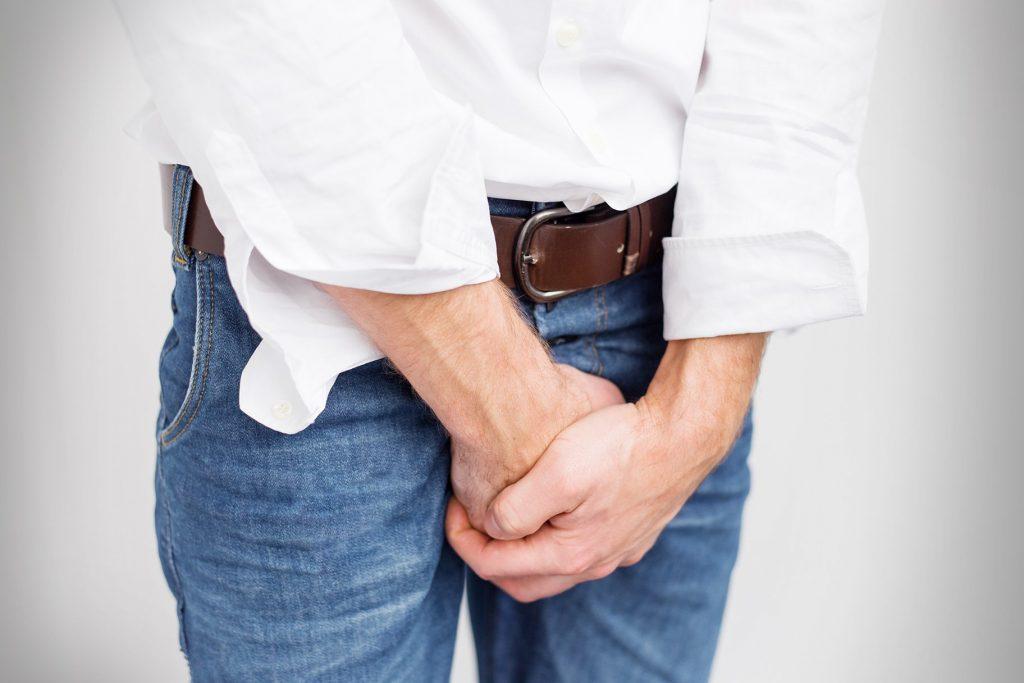 A prosztata a joggal fáj Prostatitis Nincs vizelés