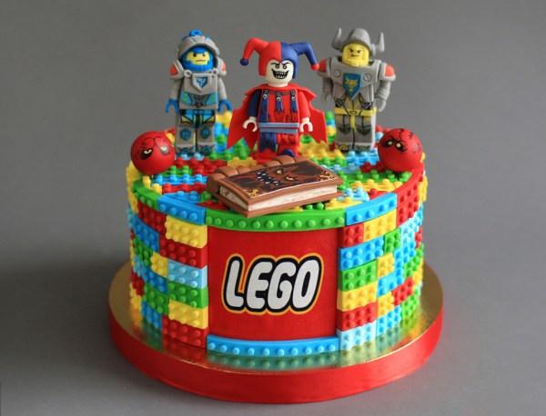 Торт «Лего» − 7 рецептов приготовления праздничных тортов ...