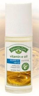 Nature's Gate - Vitamin e oil