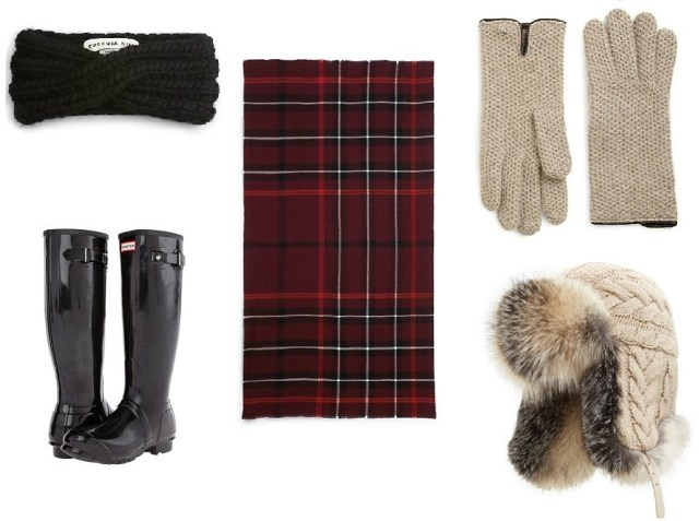 Winter Accessories 2015