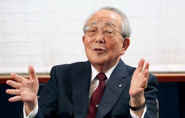 稲盛和夫:会社を成功させるための3条件