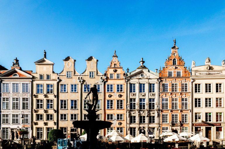 Gdańsk city