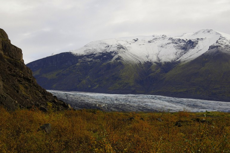 Vatnajokull National Park