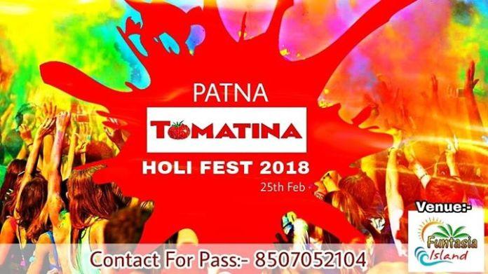तैयार हो जाइये :  पटना में स्पेन की तरह टोमाटीना त्यौहार का लुत्फ़ उठाने के लिए