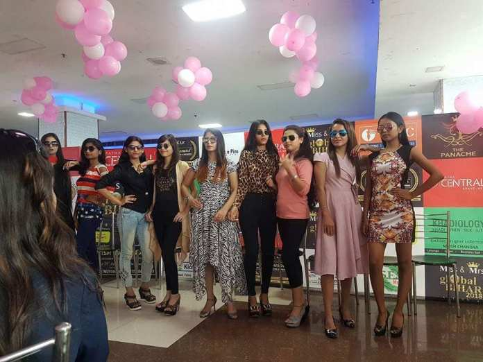 Miss & Mrs global Bihar : A Conceptualized beauty pageant by Nitish Chandra
