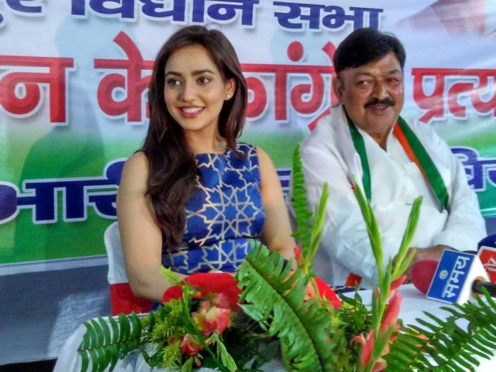AJEET SHARMA WITH NEHA SHARMA