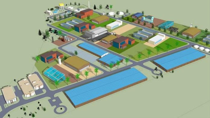 28 हेक्टेयर  में बन रहा एक मेगा फूड पार्क जो  बिहार कृषि उद्योगको गतिशील बनाएगा