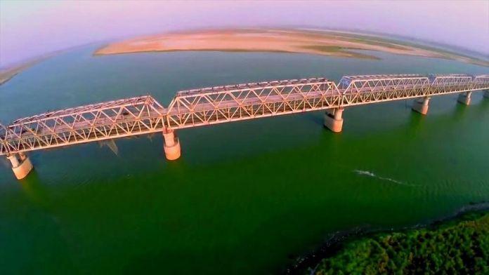 बिहार में नदी से ऊपर बने पुलों की सूची