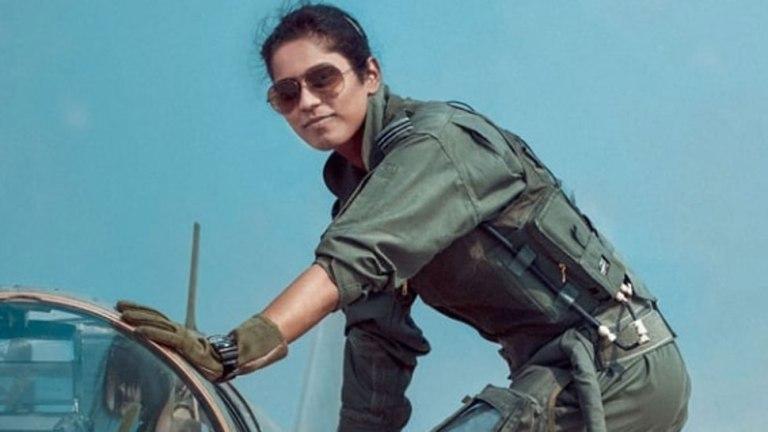 भावना कंथ : भारत की पहली महिला पायलटों में से एक