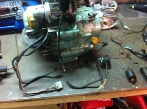 wiring diagram for kudaki 250cc  ATVConnection ATV