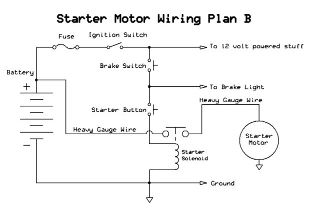 4 wire ignition switch diagram atv | hobbiesxstyle 4 wire ignition switch diagram 6 wire ignition switch diagram #5