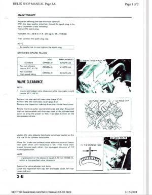 Yamoto 200cc atv service manual