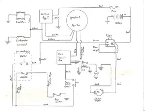 Quad 4 Engine Diagram  Wiring Diagram